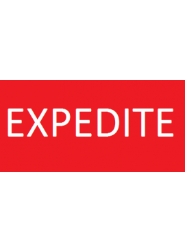 Expedite Fee