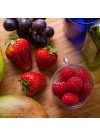 Berry Flavor Emulsion for High Heat Applications, Organic