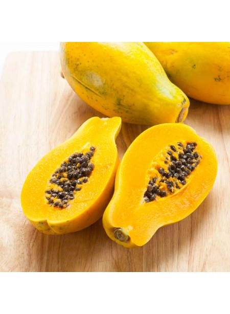 Papaya Flavor Emulsion for High Heat Applications, Organic