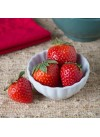 Strawberry Flavor Emulsion for High Heat Applications