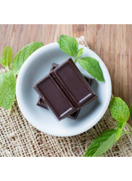 Organic Sugar Free Chocolate Mint Flavor Powder