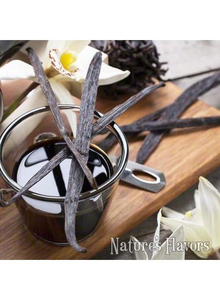 Vanilla Extract (2x Fold), without Diacetyl