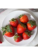Organic Strawberry Flavor Concentrate For Frozen Yogurt