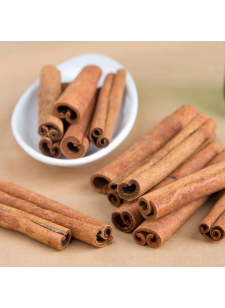 Cinnamon Flavor Extract - (TTB Approved, Organic)