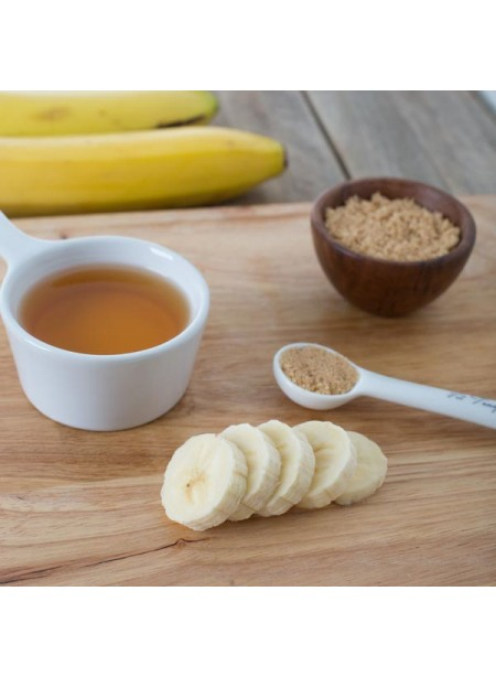 Banana Foster Flavor Extract, Organic