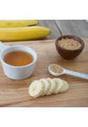 Organic Banana Foster Flavor Extract
