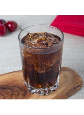 Low Carb Cherry Cola Flavored Coffee Syrup (Kosher, Vegan, Gluten Free)