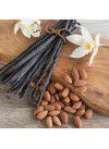 Almond Vanilla Flavor Extract Without Diacetyl, Organic
