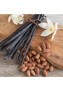 Organic Almond Vanilla Flavor Concentrate Without Diacetyl