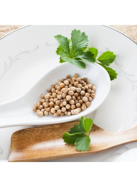 Coriander Flavor Oil For Chocolate (Organic, Kosher, Vegan, Gluten-Free, Oil Soluble)
