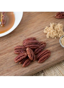 Pecan Praline Flavor Oil For Chocolate (Kosher, Vegan, Gluten-Free, Oil Soluble)