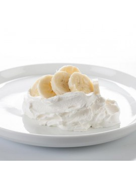 Banana Cream Flavor Emulsion for High Heat Applications
