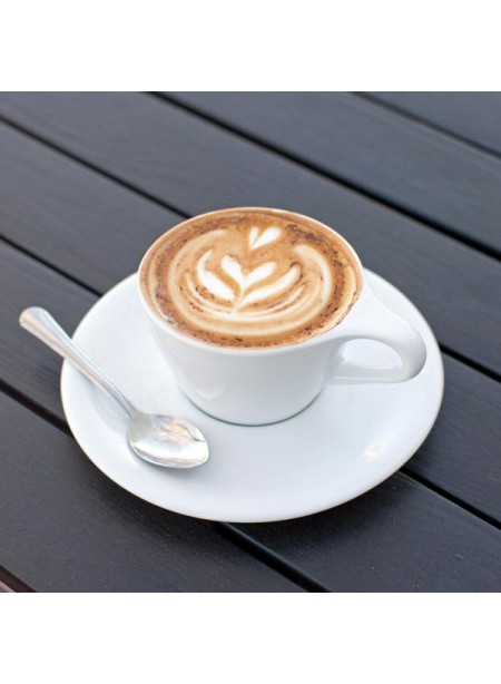 Cappuccino Flavor Emulsion for High Heat Applications