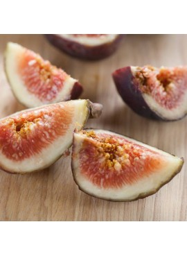 Fig Flavor Emulsion for High Heat Applications