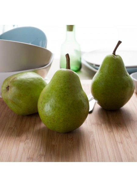 Pear Flavor Emulsion for High Heat Applications