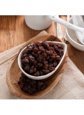 Raisin Flavor Emulsion for High Heat Applications