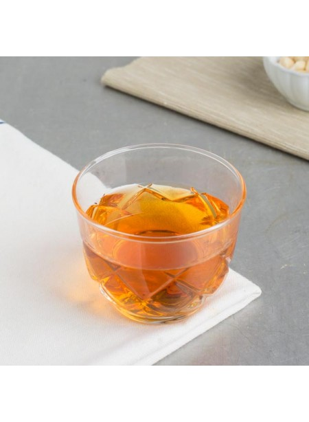 Rum Flavor Emulsion for High Heat Applications