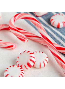 Candy Cane Flavor Emulsion for High Heat Applications