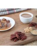 Organic Pecan Praline Flavor Extract Without Diacetyl