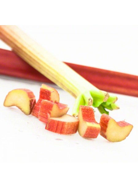 Rhubarb Flavor Extract Without Diacetyl, Organic