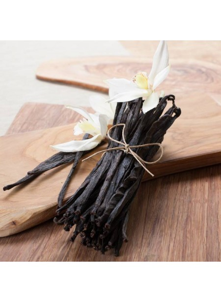 Tahitian Vanilla Flavor Extract Without Diacetyl, Organic