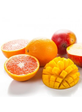 Organic Orange Mango Passion Flavor Concentrate Without Diacetyl