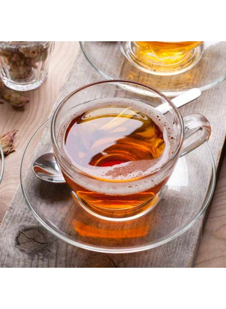 Organic Tea Flavor Concentrate Without Diacetyl