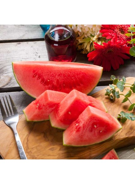 Organic Watermelon Flavor Concentrate Without Diacetyl