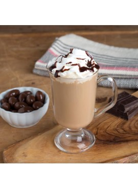 Organic Mocha Flavor Concentrate Without Diacetyl