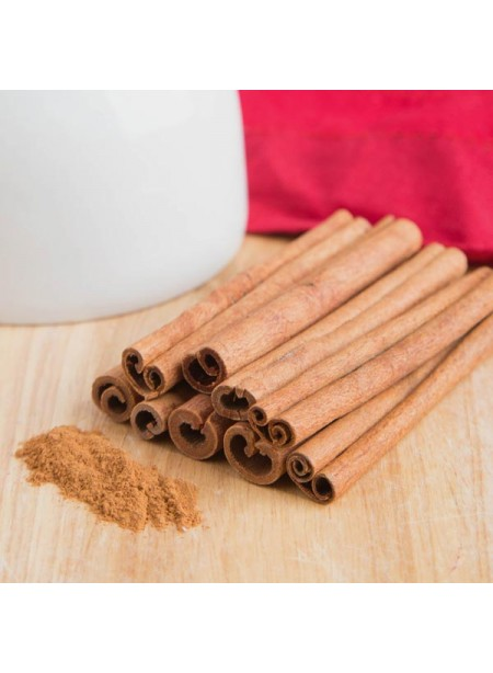 Organic Sweet Cinnamon Flavor Concentrate Without Diacetyl