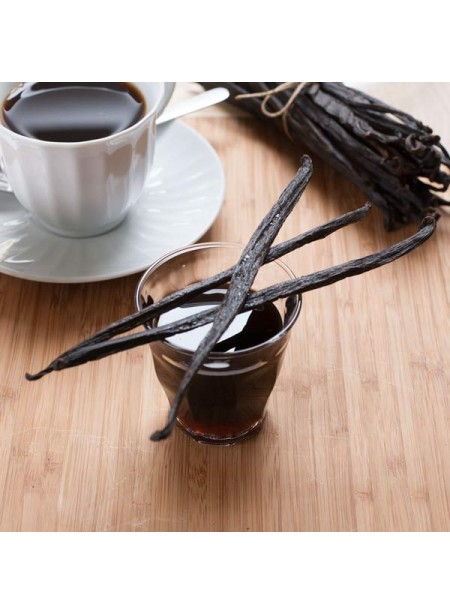 Vanilla Coffee and Tea Flavoring - Without Diacetyl