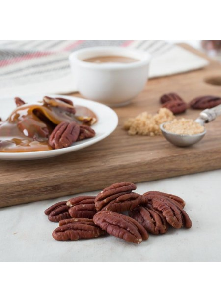 Organic Pecan Praline Coffee and Tea Flavor without Diacetyl