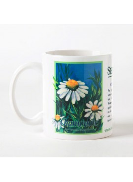 Coffee and Tea Mug - Chamomile