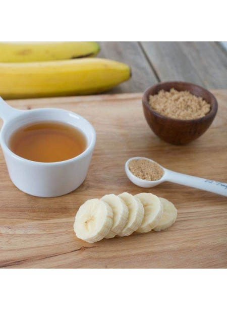 Banana Foster Flavor Emulsion for High Heat Applications, Organic