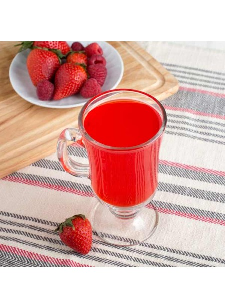 Fruit Punch Flavor Emulsion for High Heat Applications, Organic