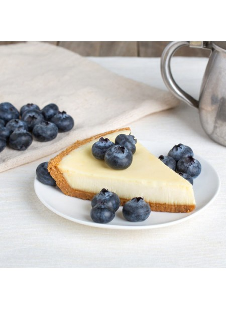 Blueberry Cheesecake Flavor Emulsion for High Heat Applications, Organic