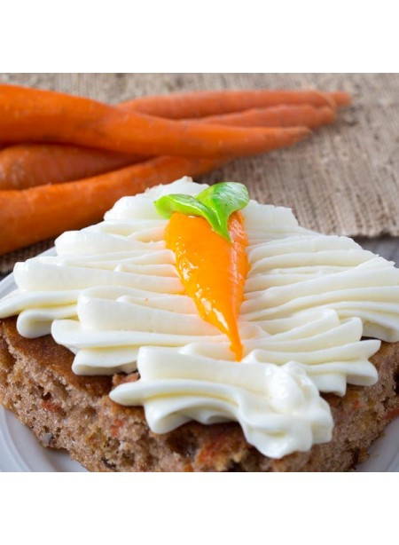 Organic Carrot Cake Flavor Extract Without Diacetyl
