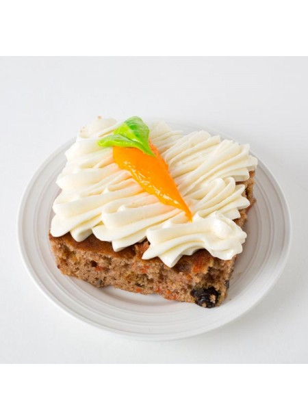 Carrot Cake Flavor Emulsion for High Heat Applications