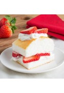 Organic Strawberry Shortcake Flavor Extract Without Diacetyl