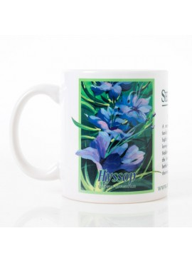 Coffee and Tea Mug - Hyssop