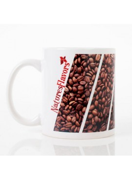 Coffee and Tea Mug - Organic Coffee