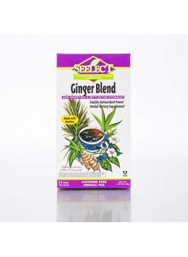 Blends and Formulas Tea 24 Tea Bags - Ginger Blend