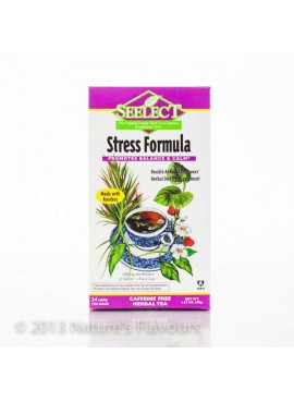 Blends and Formulas Tea 24 Tea Bags - Stress Formula