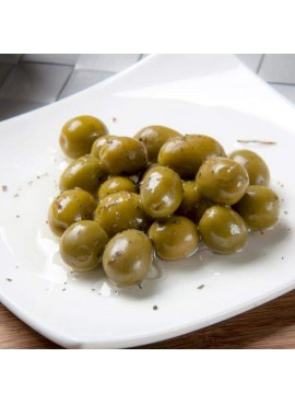 California Black Garlic Stuffed Olives