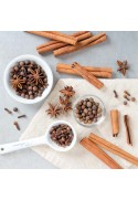 Organic Mulling Spice Flavor Concentrate Without Diacetyl