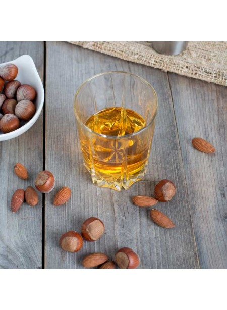 Organic Amaretto Hazelnut Coffee and Tea Flavoring Without Diacetyl