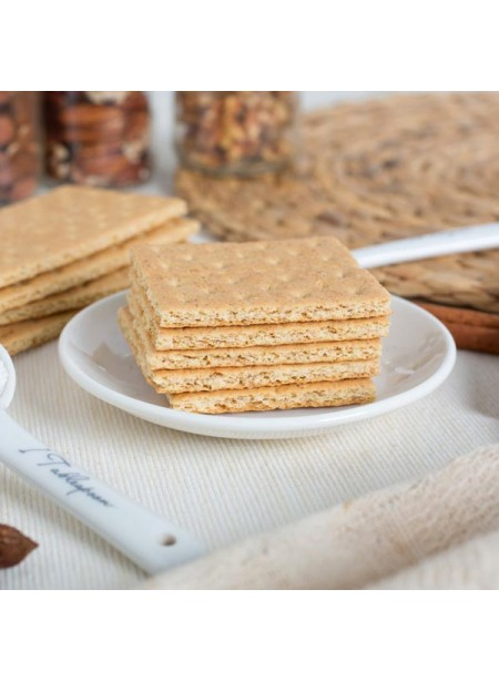 Organic Graham Cracker Flavor Concentrate Without Diacetyl