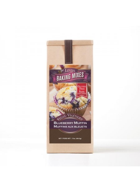 For Linda Gluten-Free Blueberry Muffin Mix