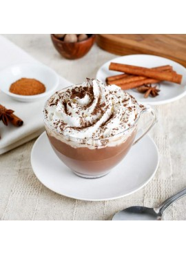 Organic Hot Chocolate Mix (Non Dairy, Lactose free, Gluten-Free, Kosher, Vegan)