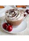 Organic Cherry Hot Chocolate Mix (Non Dairy, Lactose free, Gluten-Free, Kosher, Vegan)